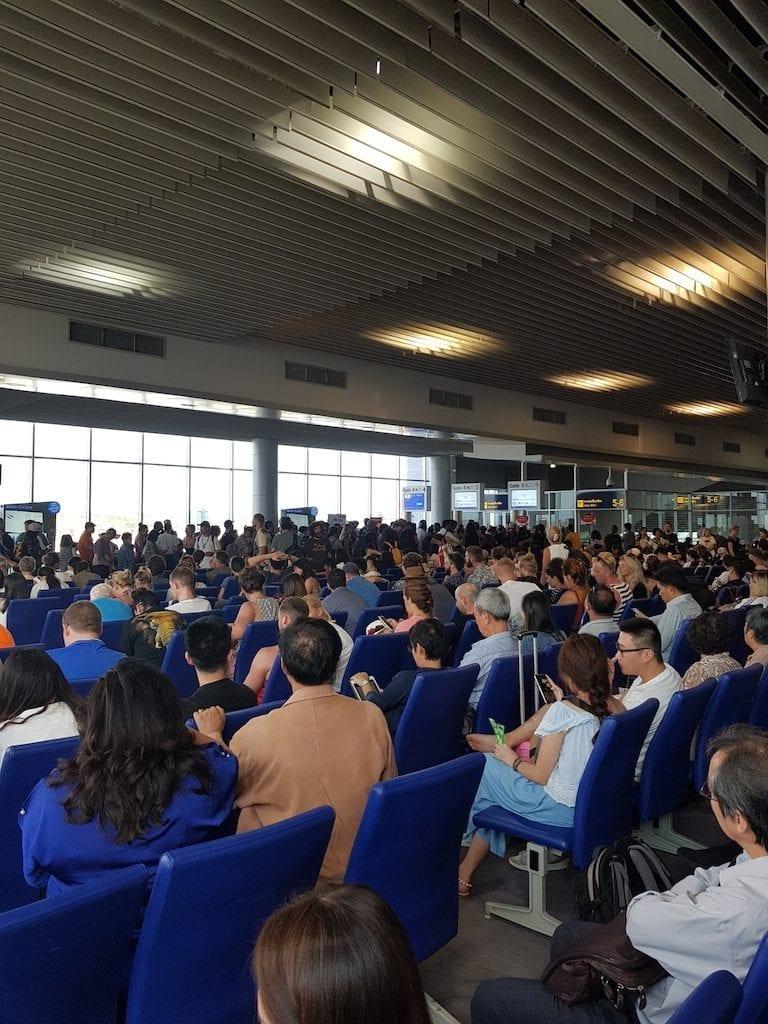 airport krabi
