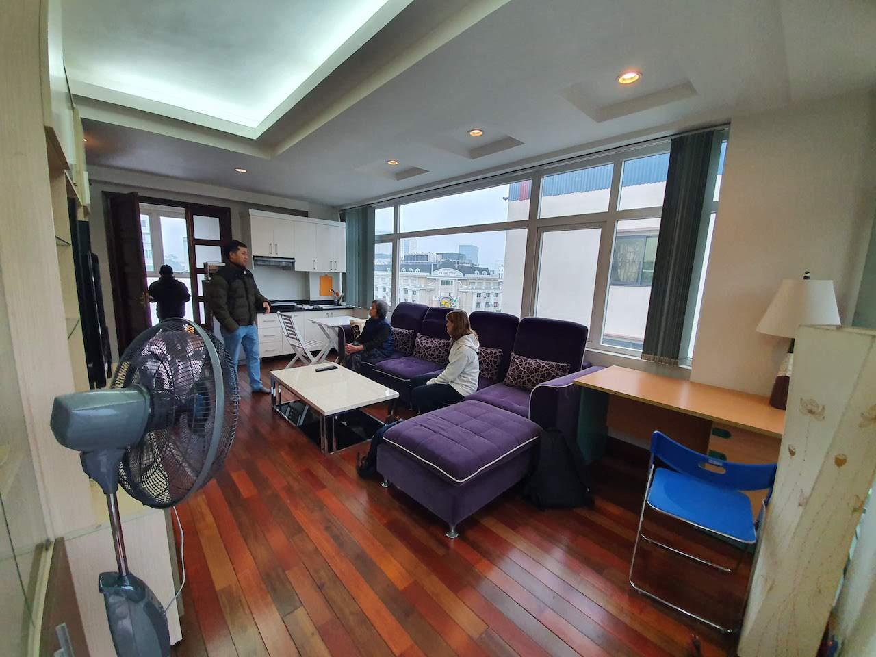 apartment hunting hanoi