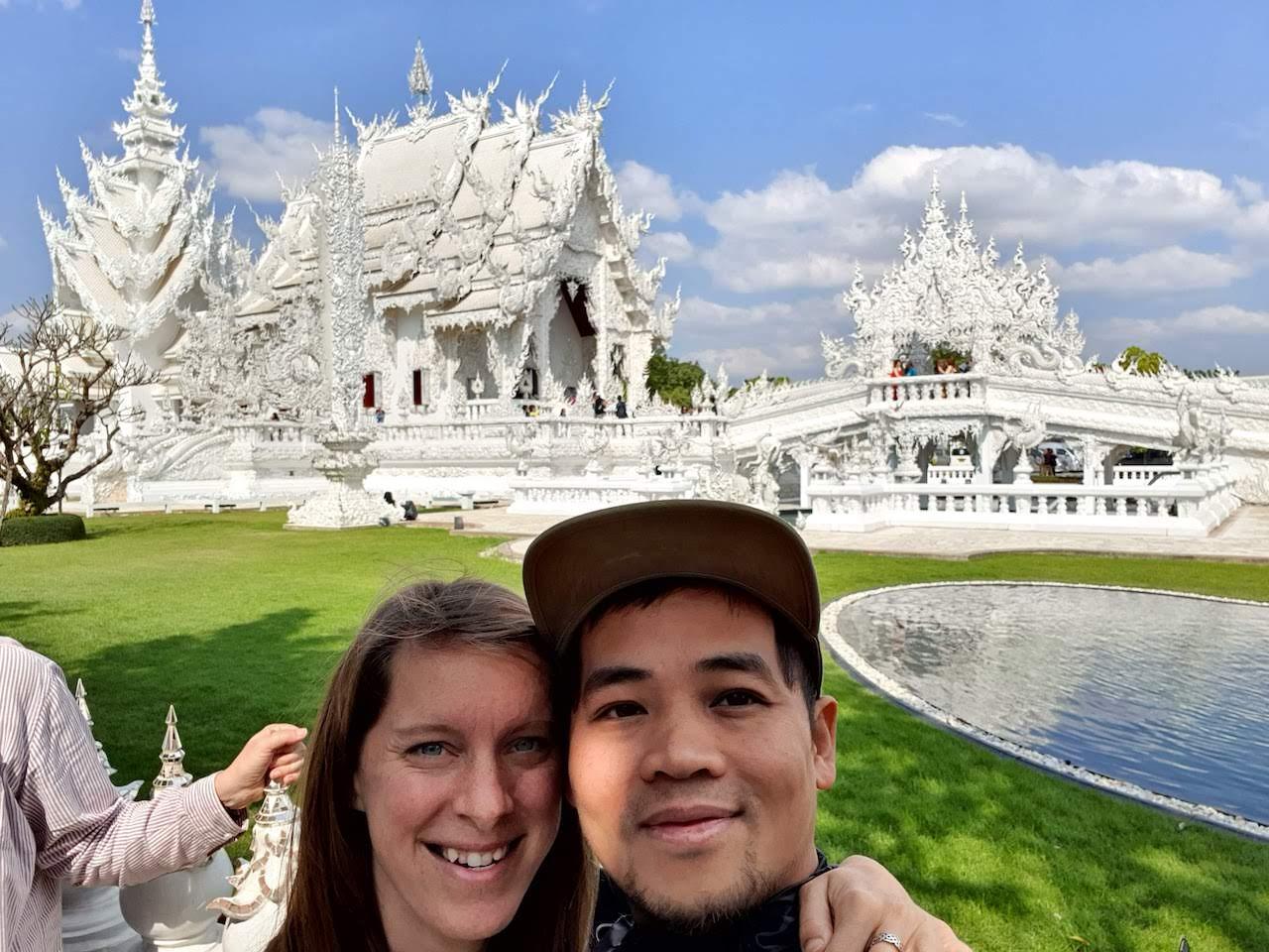 chiang rai white temple 2