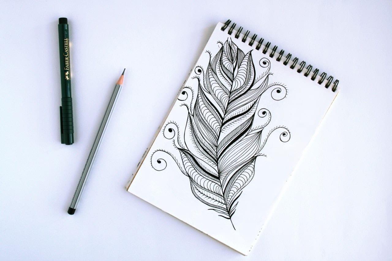 creativity sketch
