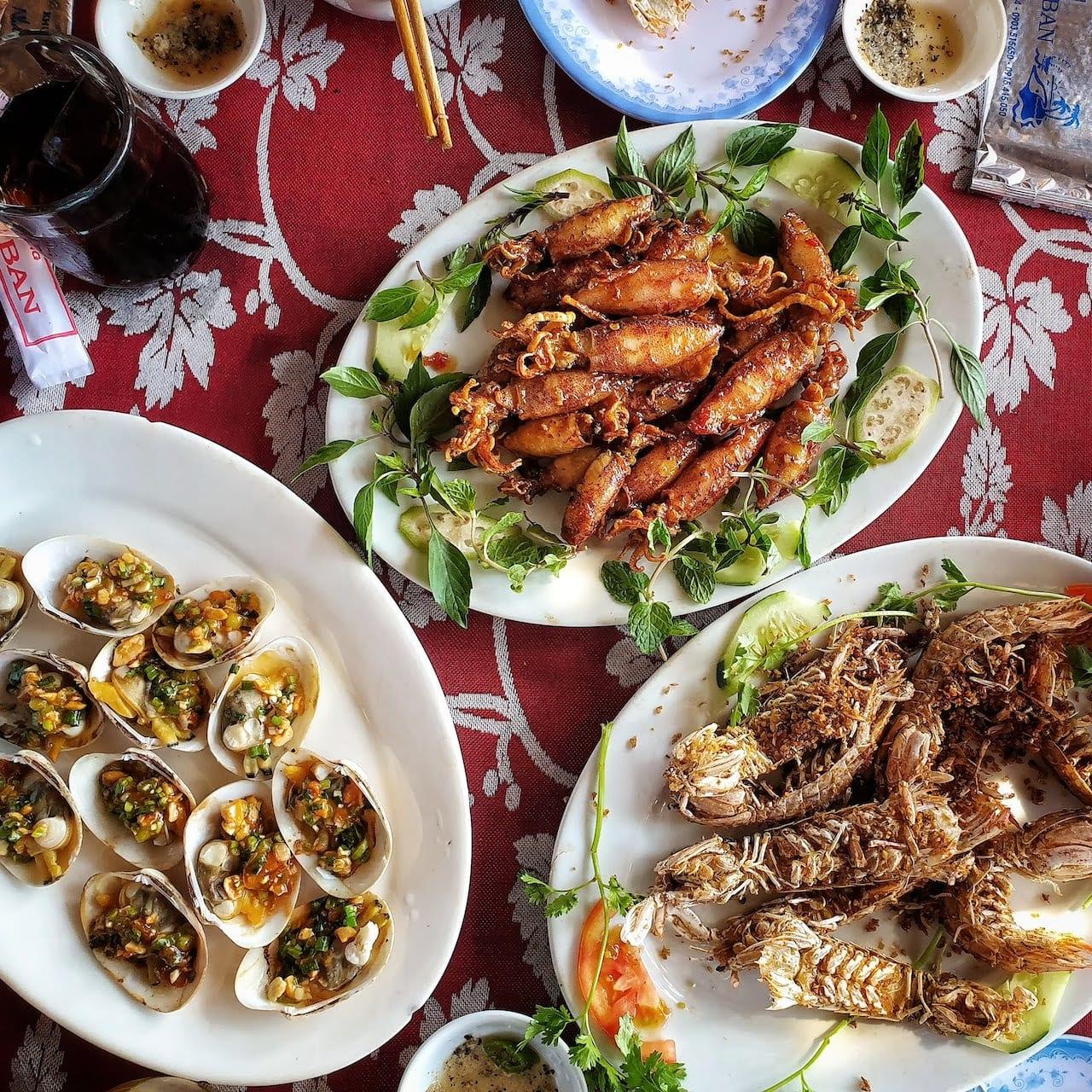 da nang best sea food