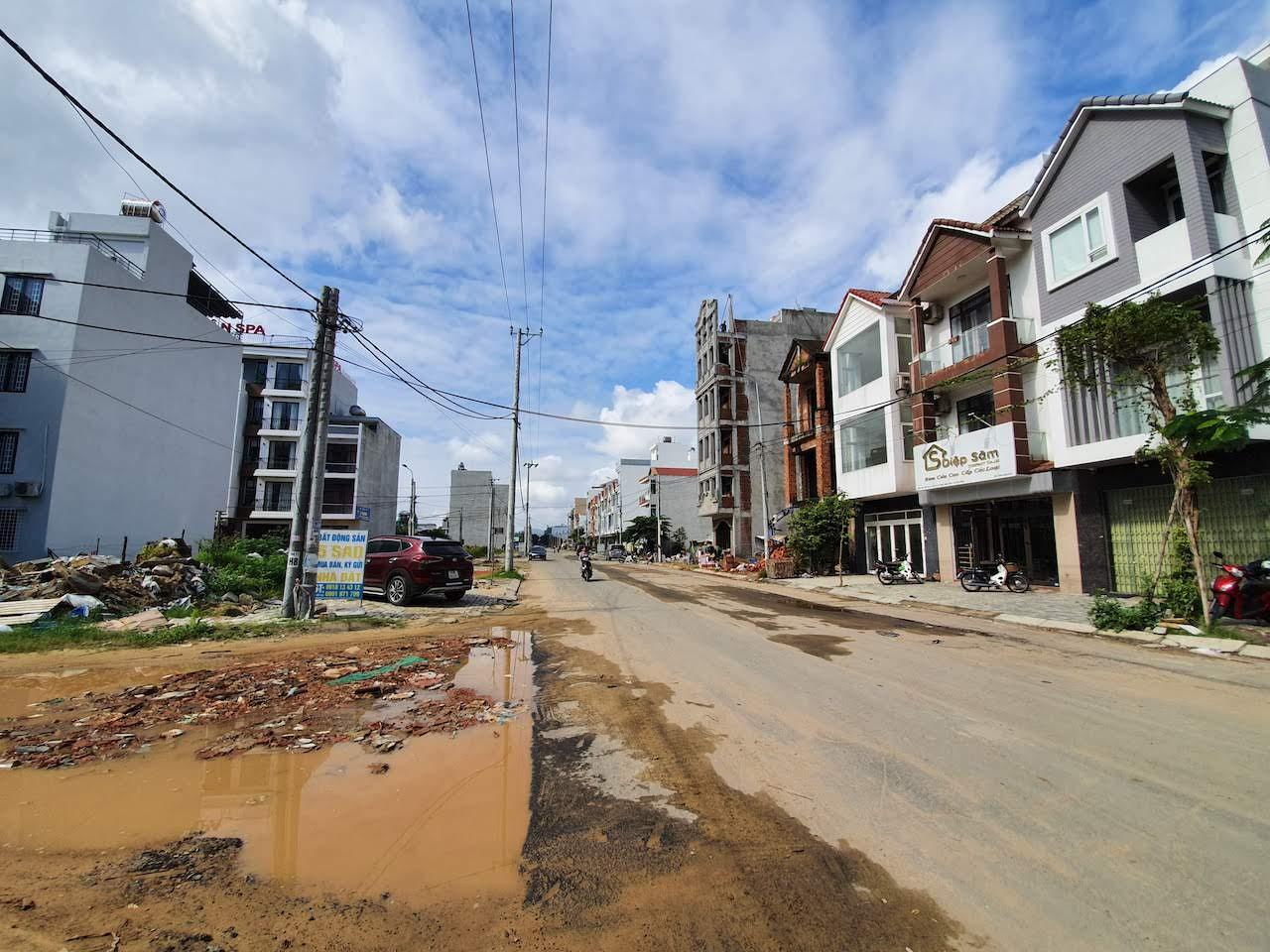 da nang construction street