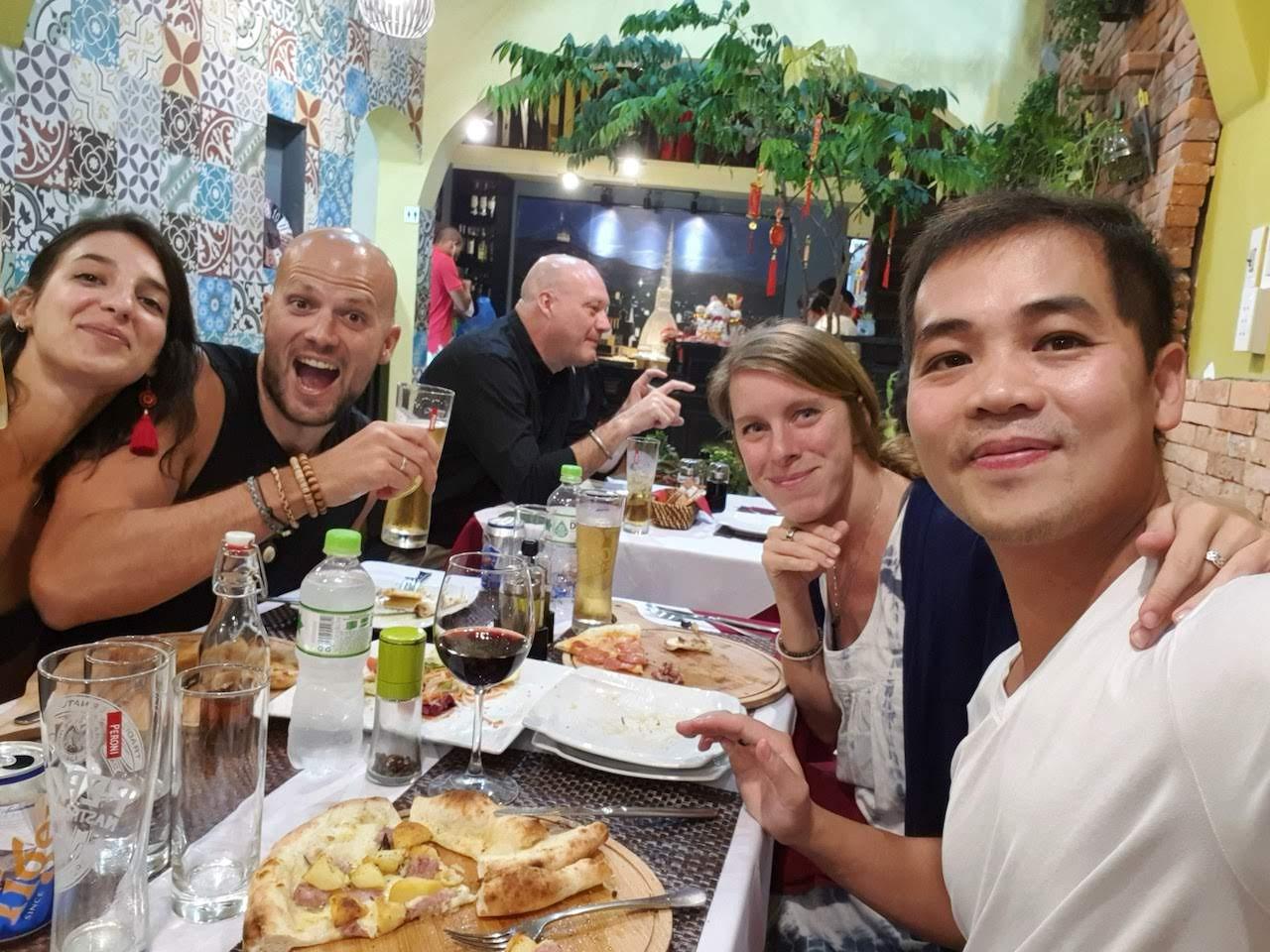 da nang italian dinner