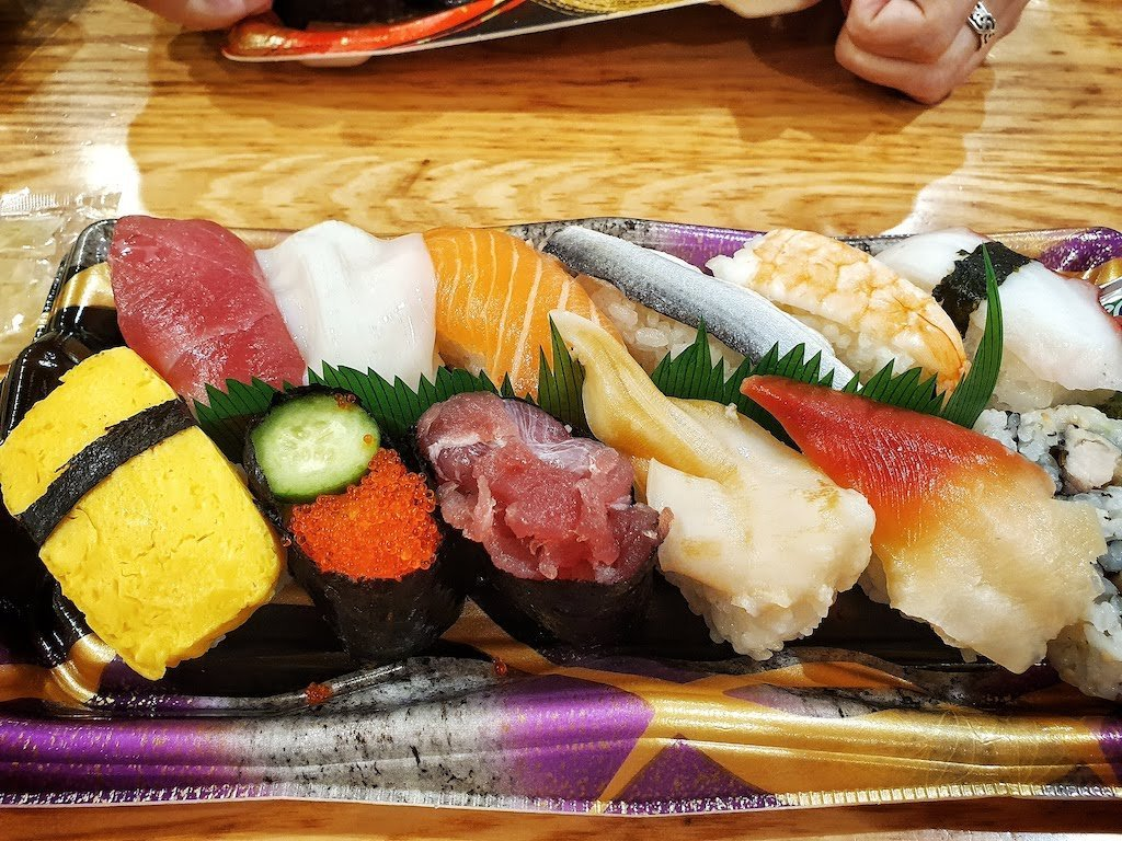 hanoi aeon sushi