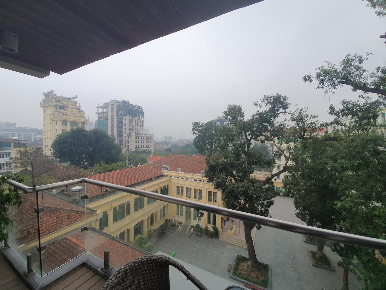 hanoi air quality