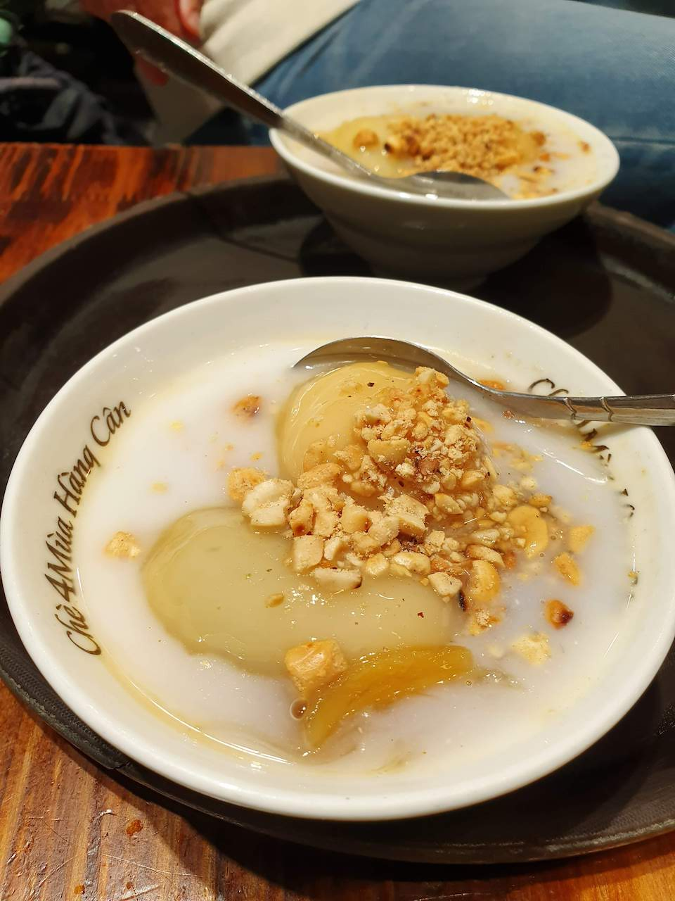 hanoi banh choi dessert