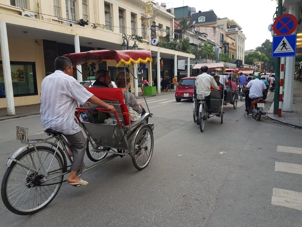 hanoi exploring