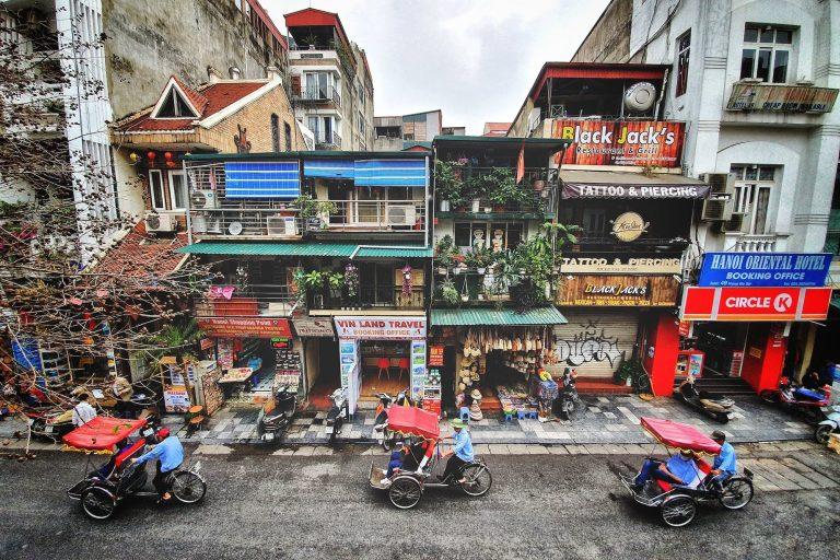 hanoi nomad life 2020