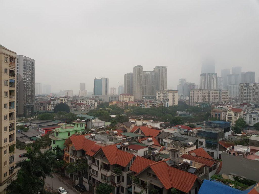 hanoi smog