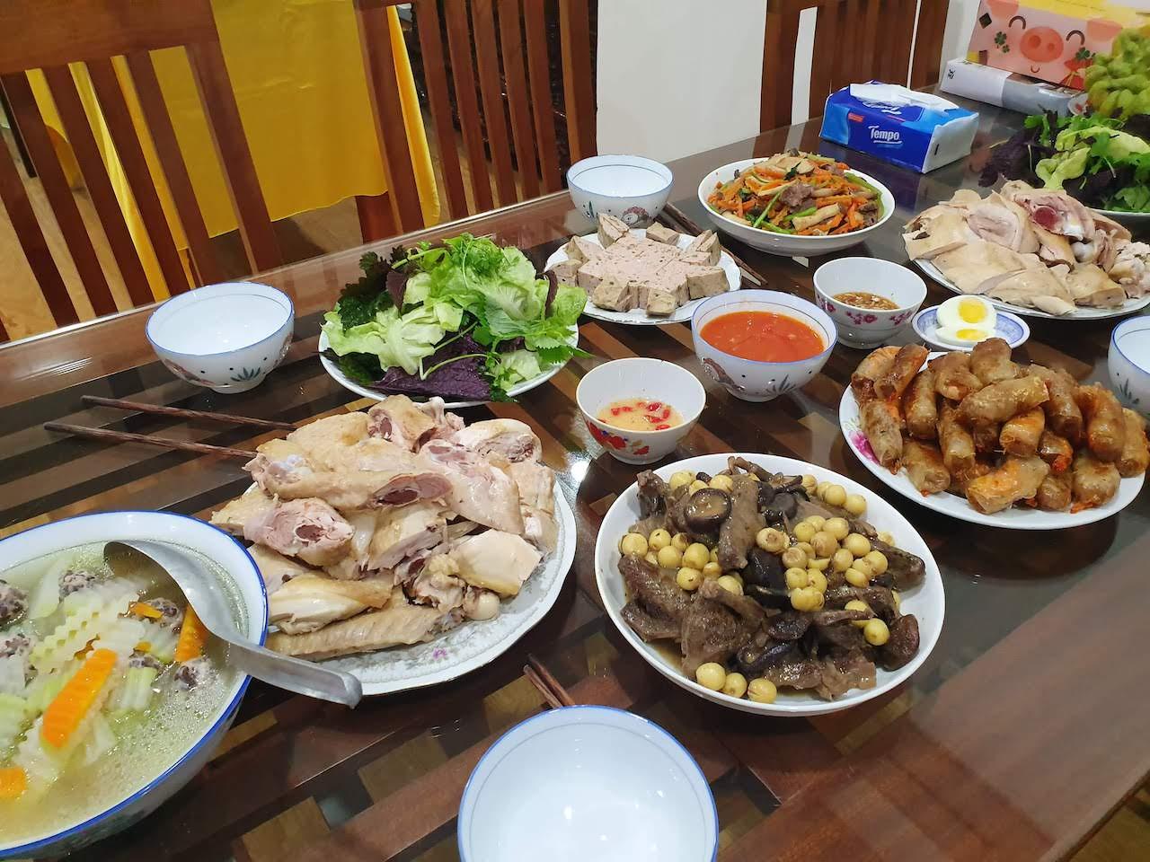 hanoi vietnamese food