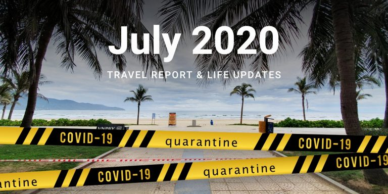 june travel income report cover