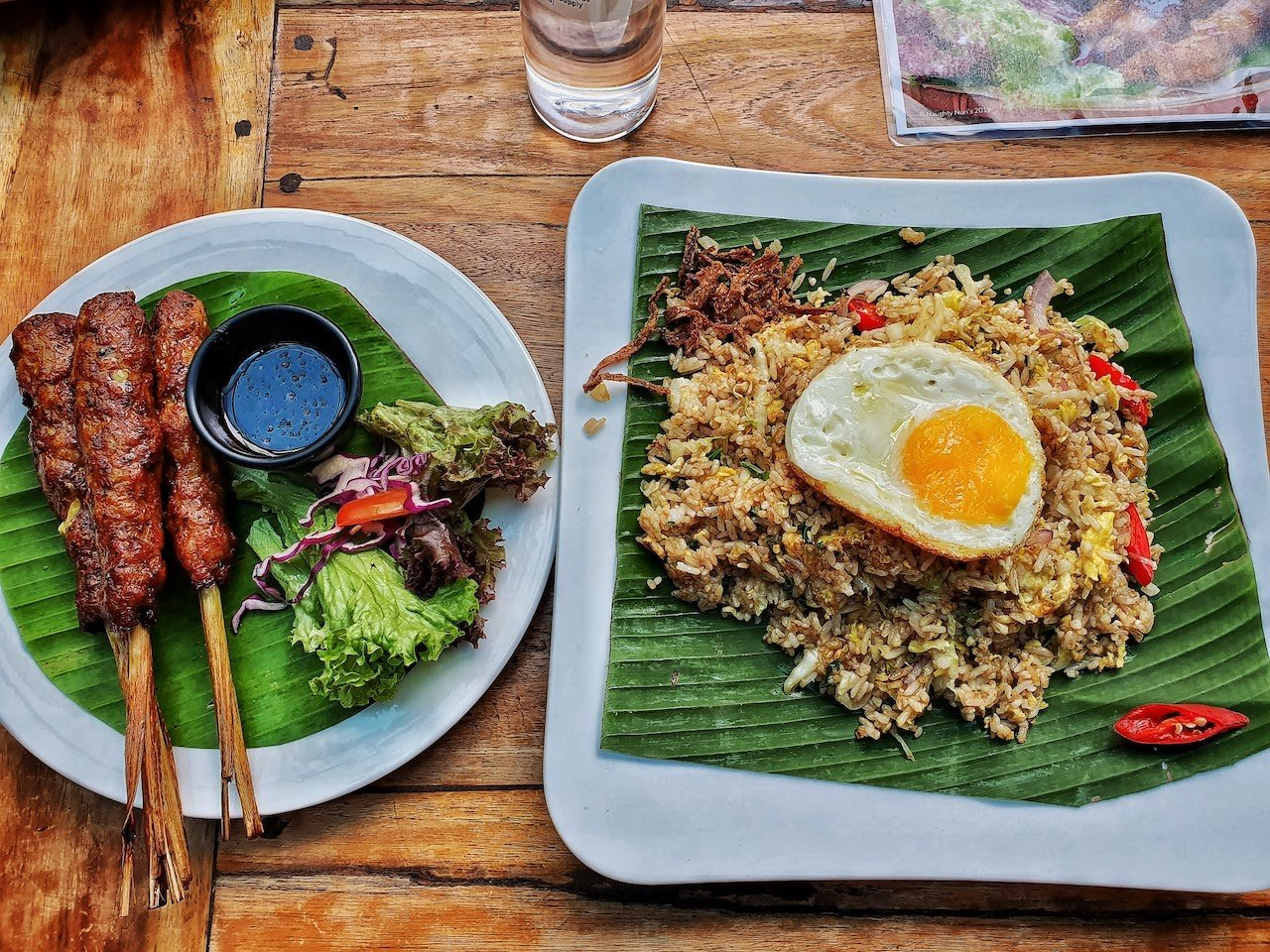 kuala lumpur food nasi goreng