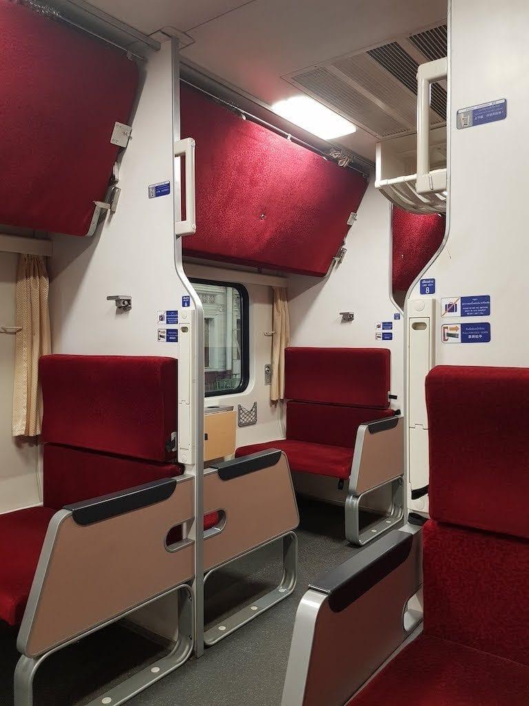 night train thailand 2019 2