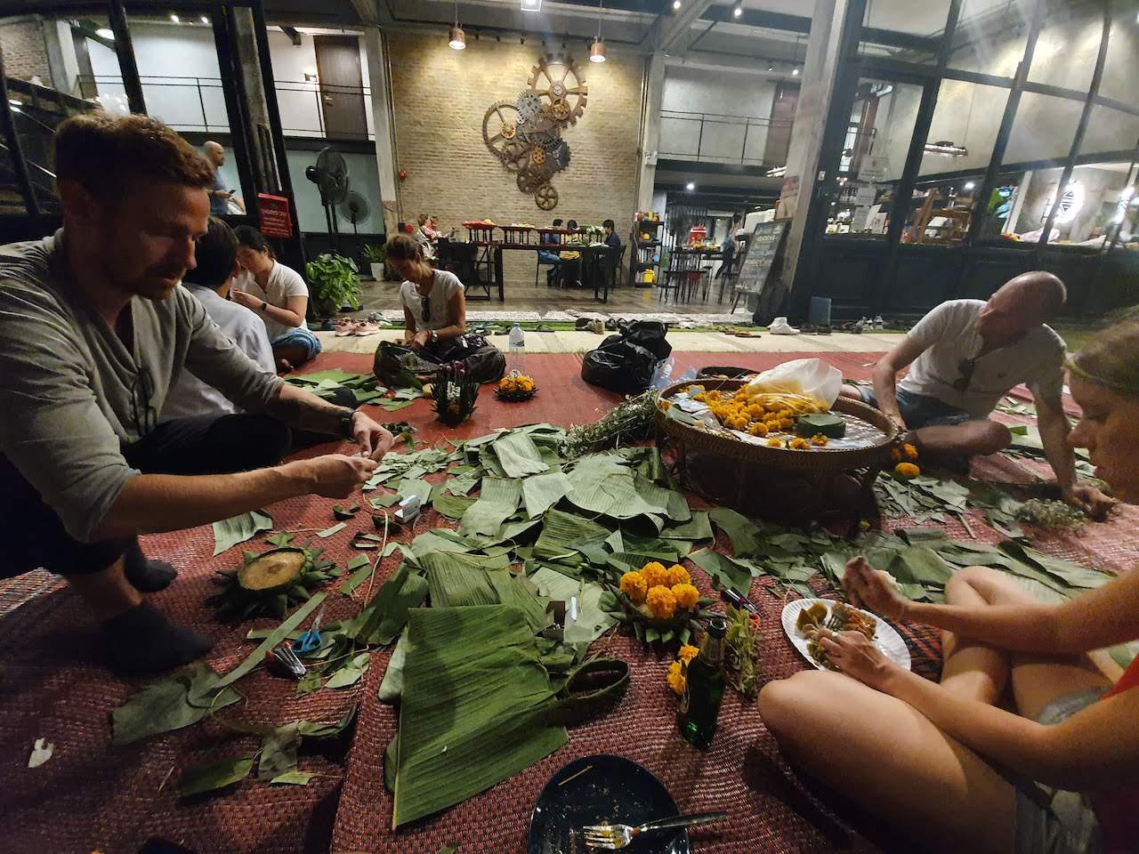 november travel report Loy Krathong 10