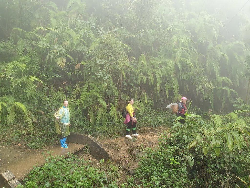 sa pa hiking 2