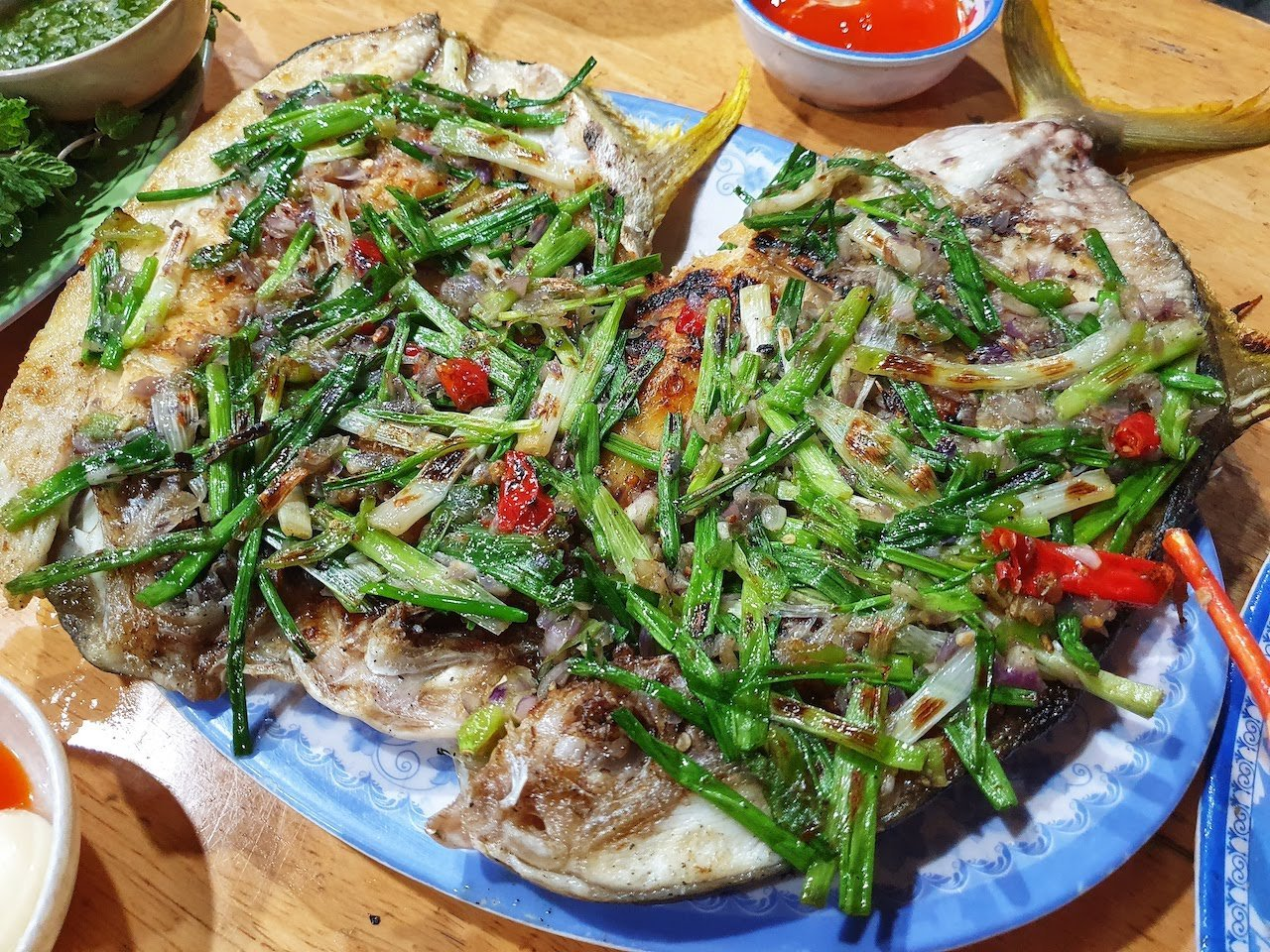 seafood grilled fish