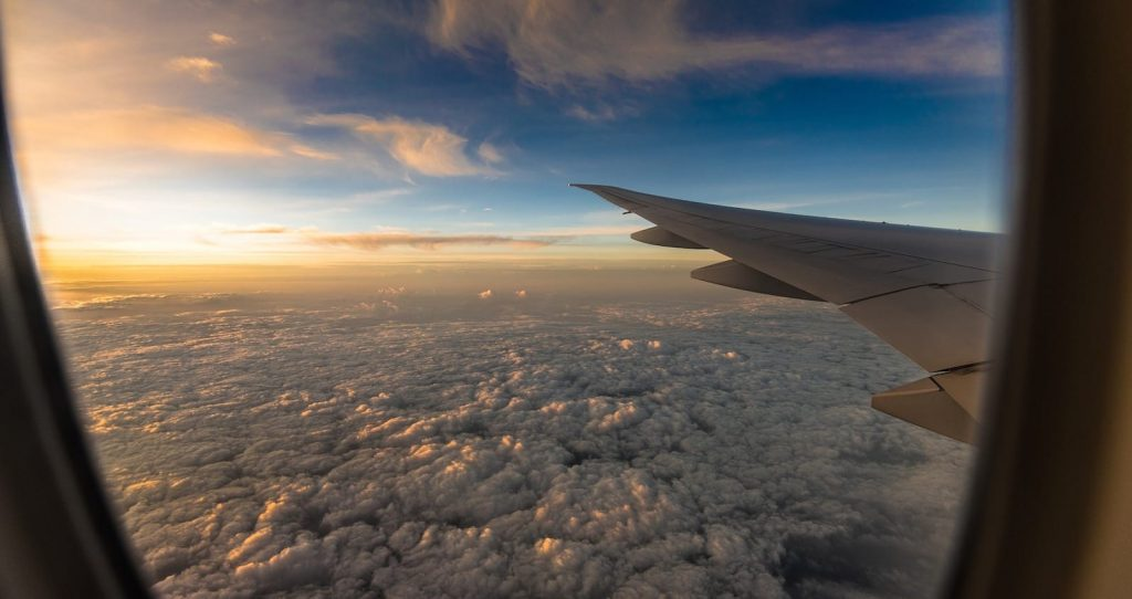 working on airplanes header