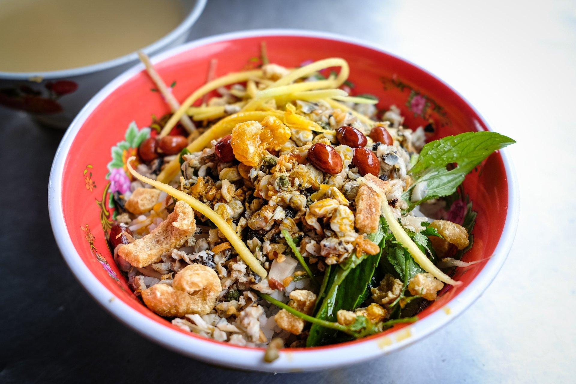 Hue Food Come Hen Hoa Dong 1