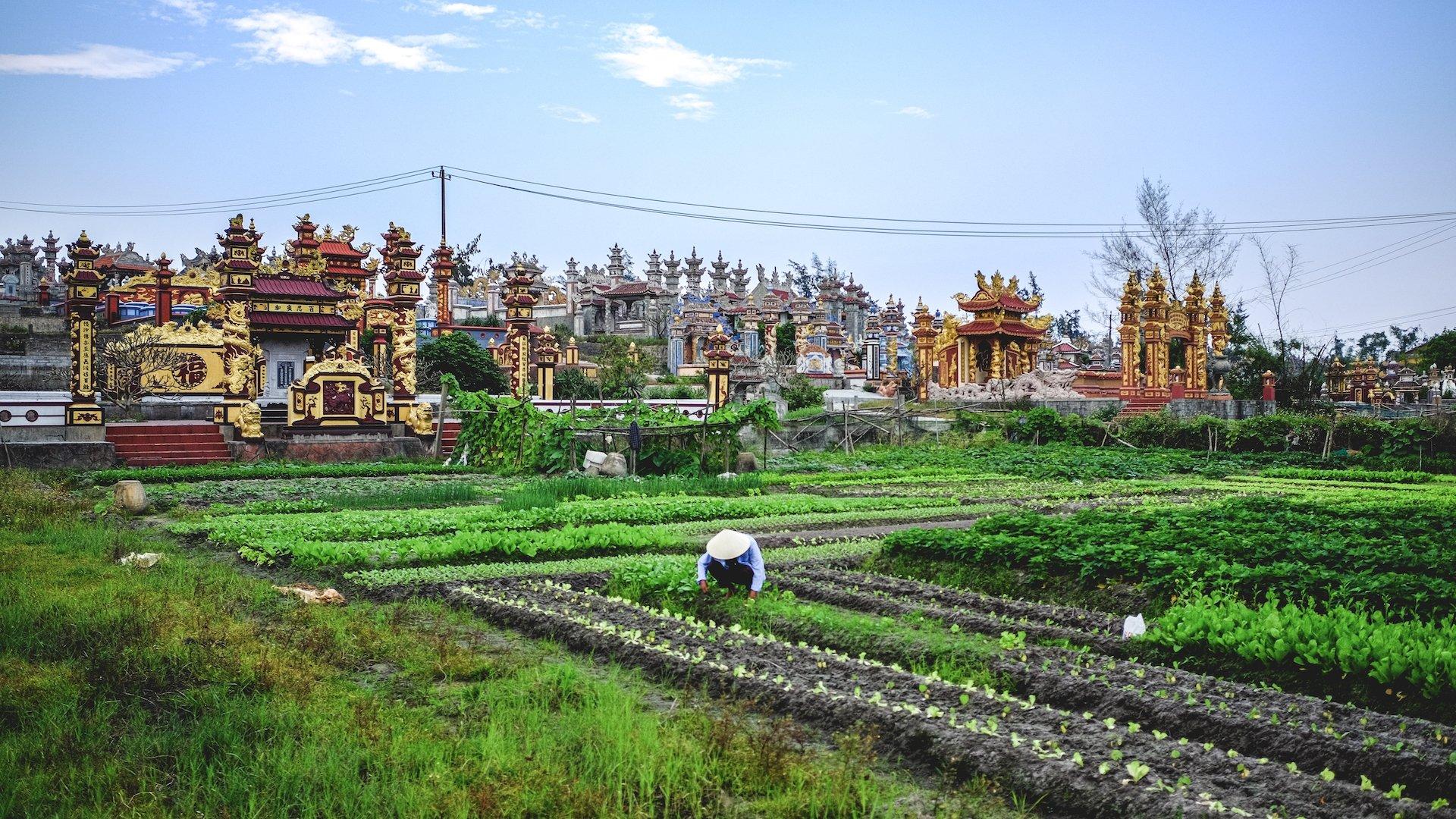 Hue nearby Village 2
