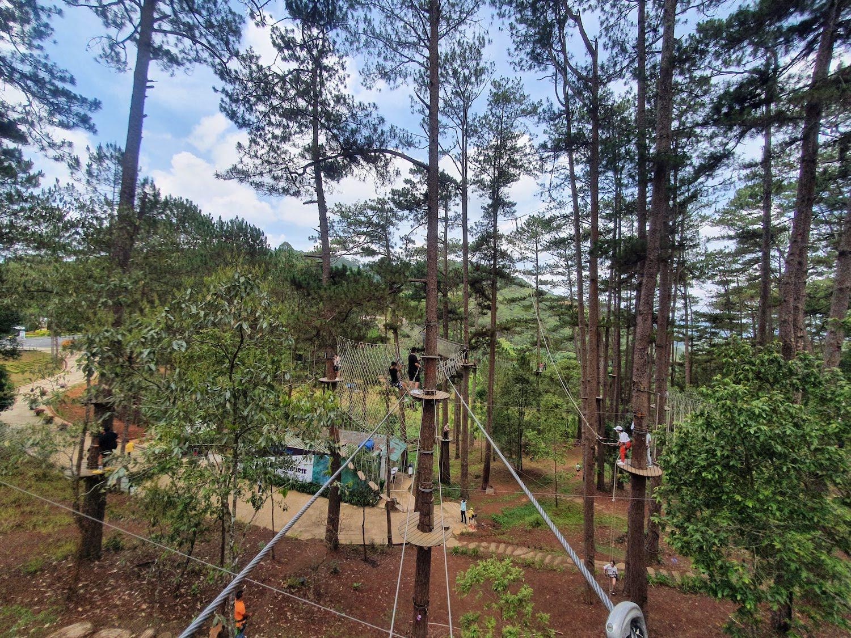Da Lat High Ropes Park 2