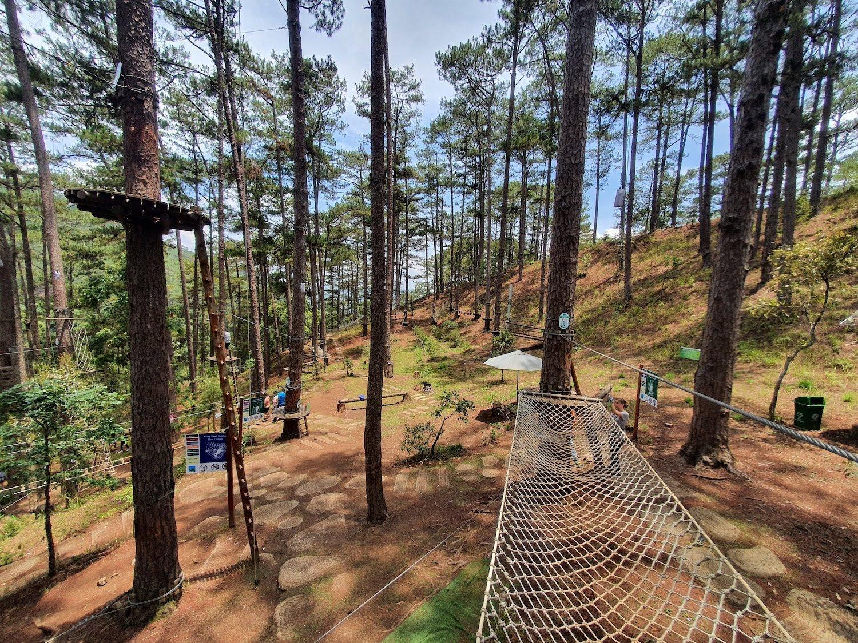 Da Lat High Ropes Park 3