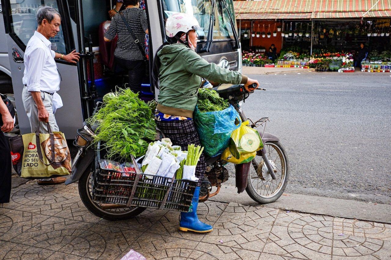 Da Lat market 3