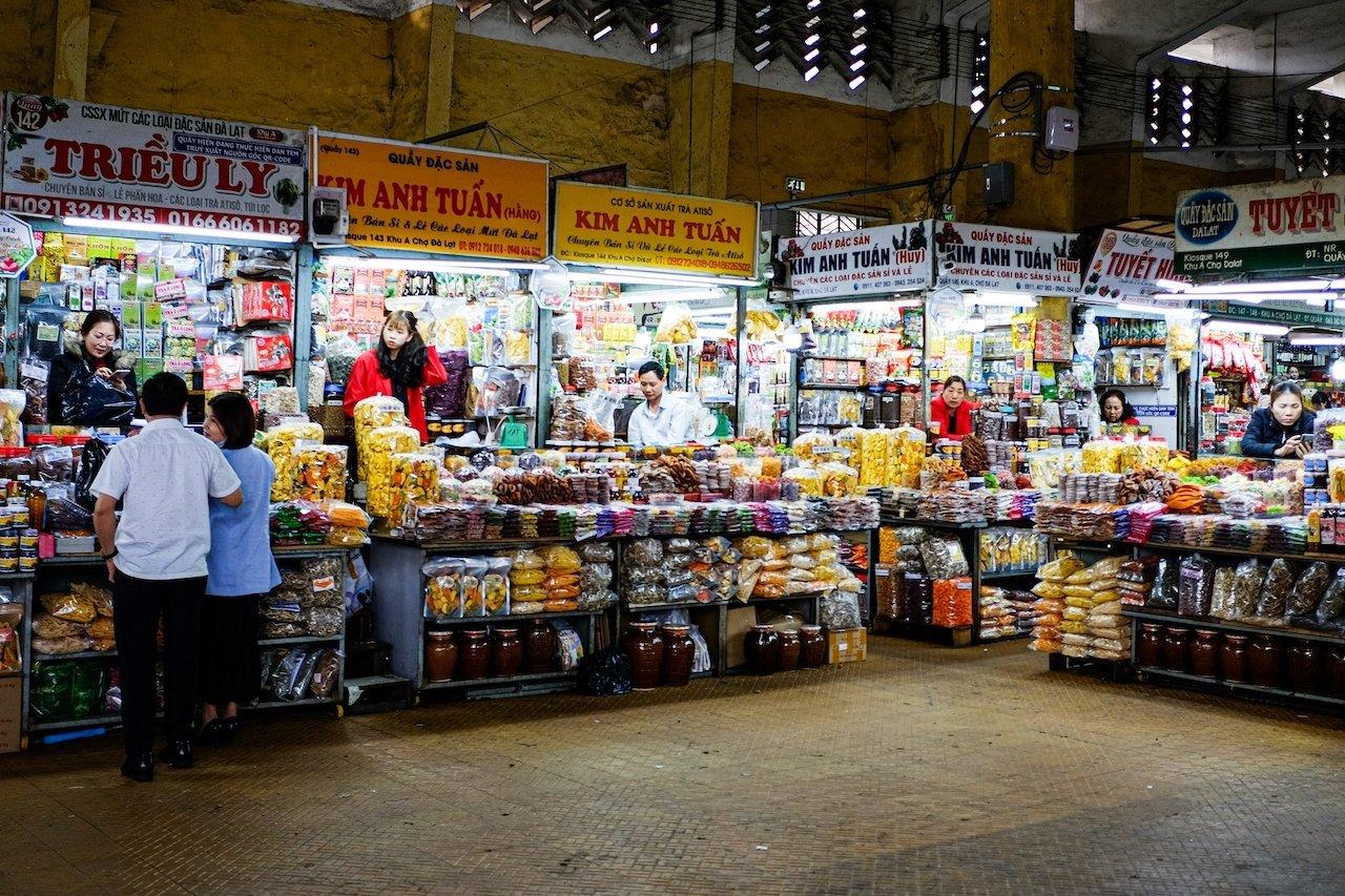 Da Lat market 8