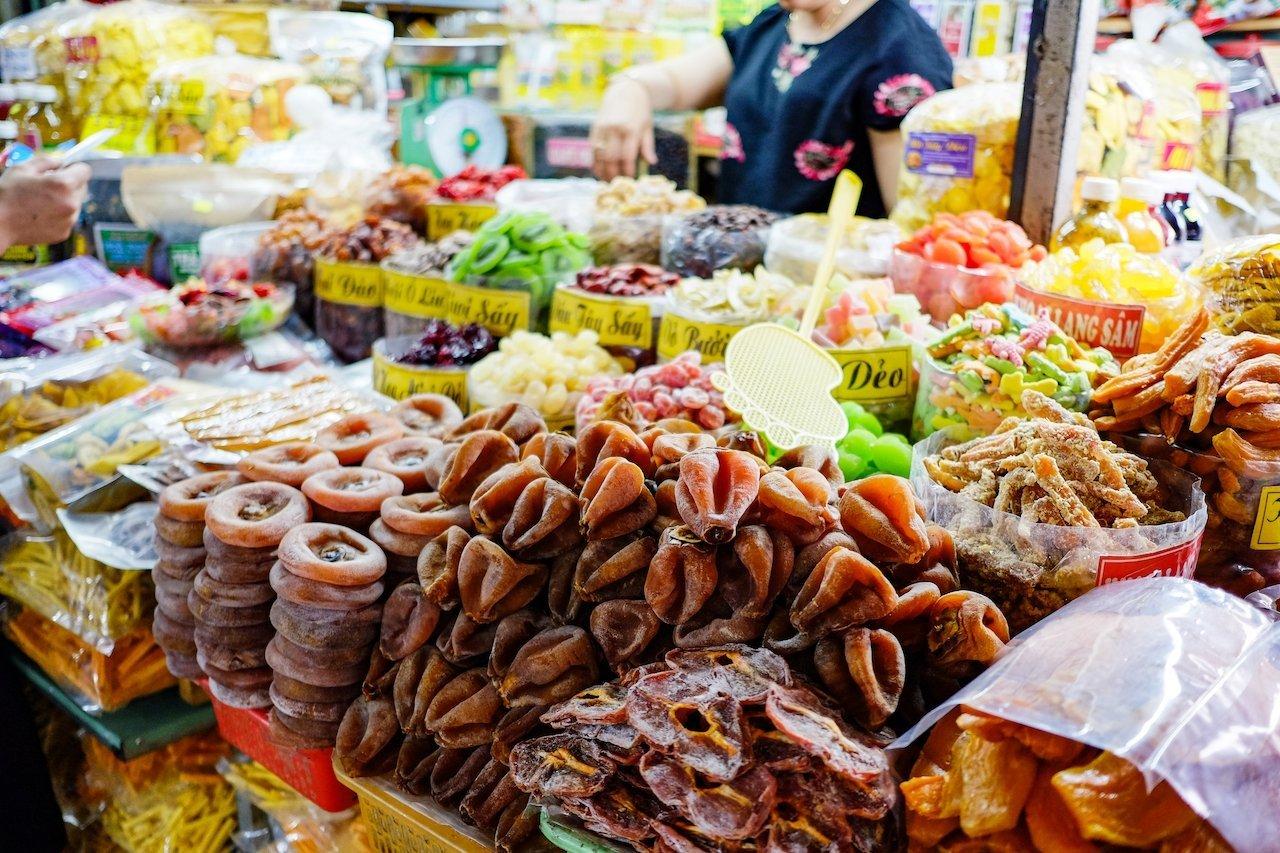Da Lat market 9