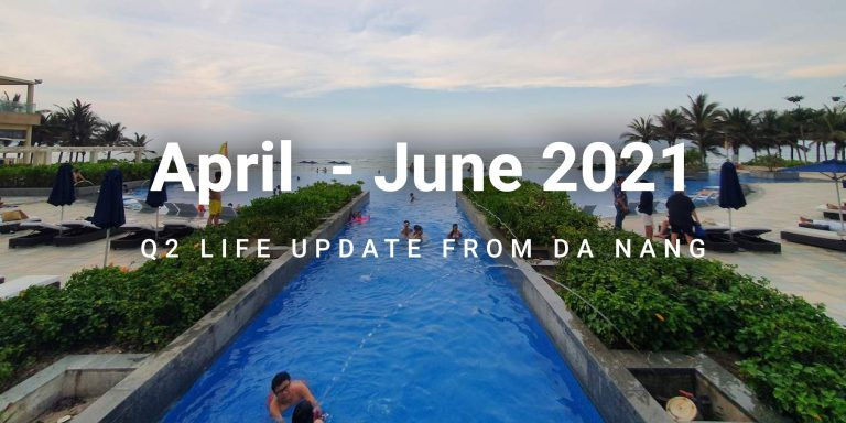 q2 life update cover