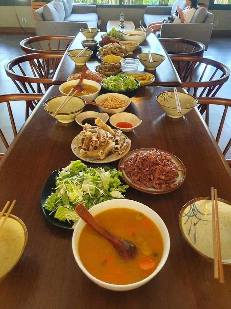 2 Farewell Lunch Moon Family Da Nang