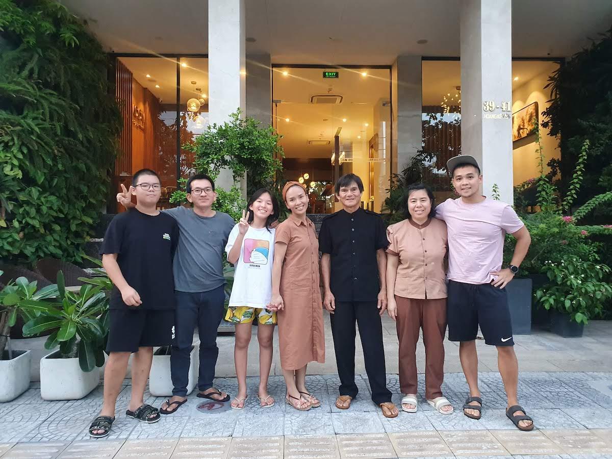 my moon family goodbye