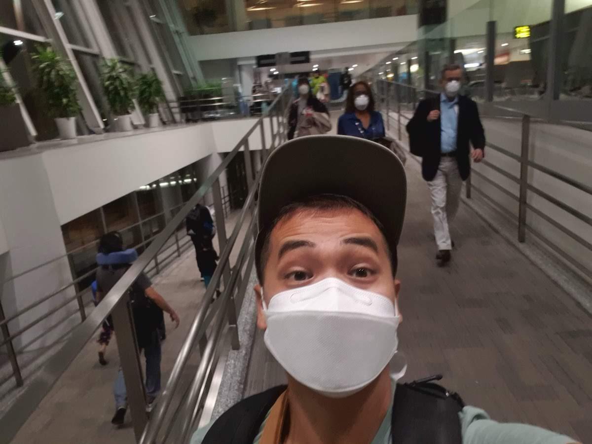 20 Leaving Vietnam Noi Bai Airport boardimg