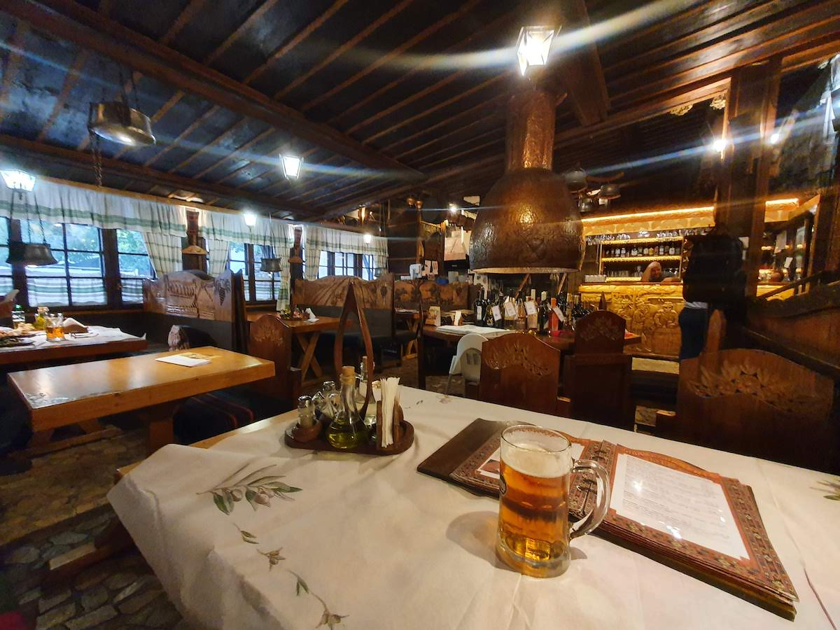 31 Leaving Vietnam Sofia Bulgarian Restaurant