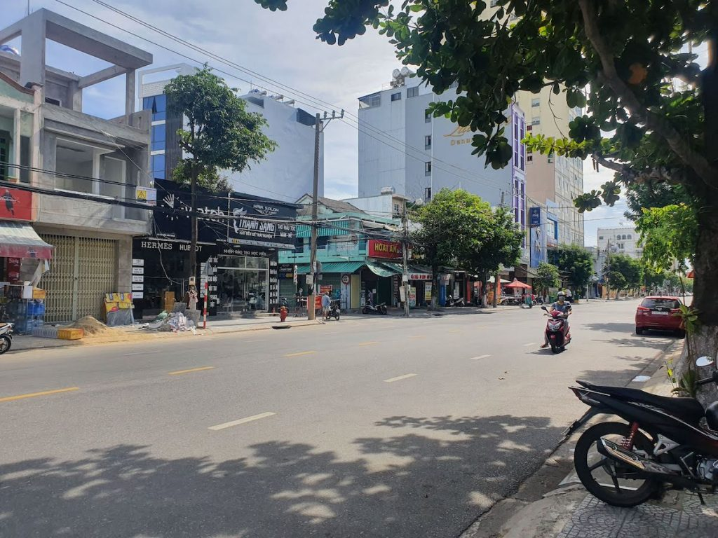 Da nang Empty streets July 2021