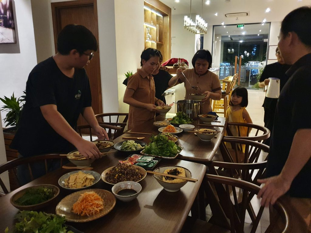 Moon family Vegan Food 03